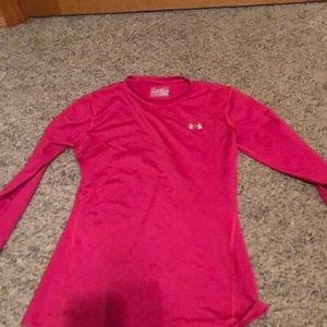 Tops - Long Sleeve Fitted Under Armour